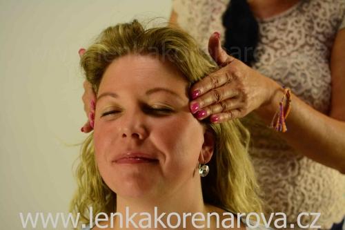 Indická masáž
